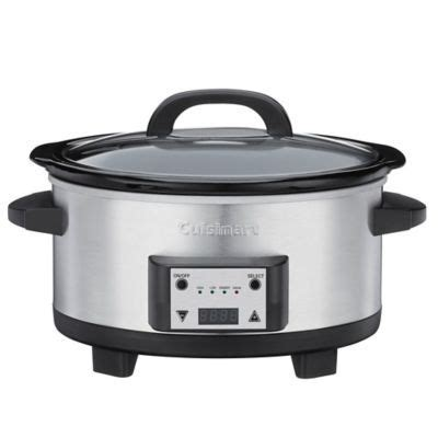 bed bath and beyond pressure cooker incredible cuisinart quart programmable slow cooker bed