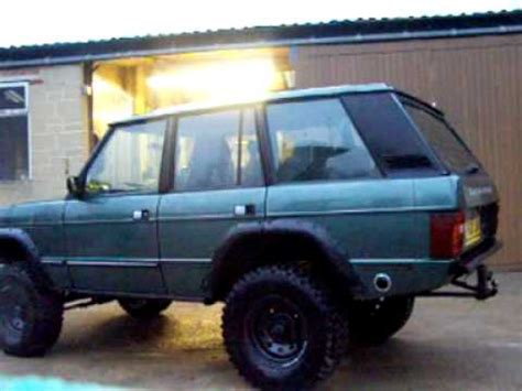 range rover classic exhaust range rover classic 3 5 v8 side exit exhaust