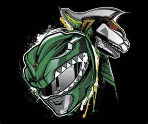 alfa img showing gt green ranger logo