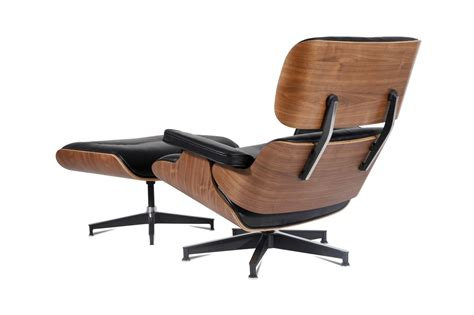 Plywood Lounge Chair And Ottoman by Eames Style Lounge Chair And Ottoman Rosewood Plywood