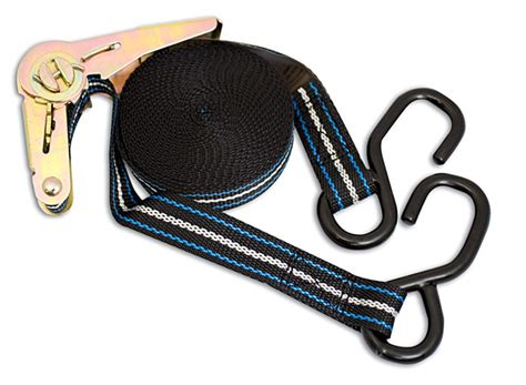 Tali Pengikat Ratchet Tie 25mm X 5mm tie ratchet 5m part no 55706 part of the load secure range from kamasa