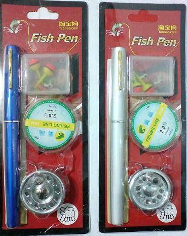 Set Alat Pancing Bentuk Pen Coleman Coleman Fish Pen Fishing harga jual alat pancing alat pancing bentuk pulpen coleman fish pen fishing