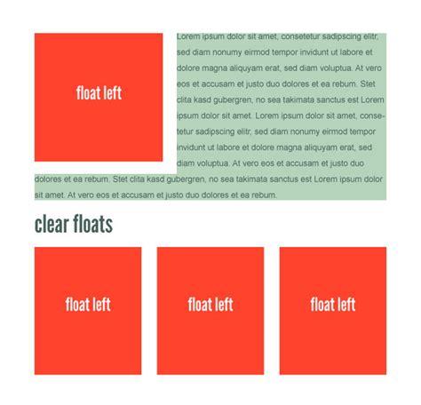 html css layout float hilfreiche css tipps so bekommst du floats in den griff