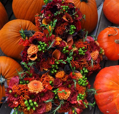 Pictures Fall Wedding Flowers by Top 5 Flowers In Season For Your Fall Wedding