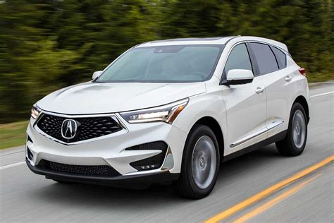 Acura Hatchback 2019 by 2019 Acura Rdx New Car Review Autotrader