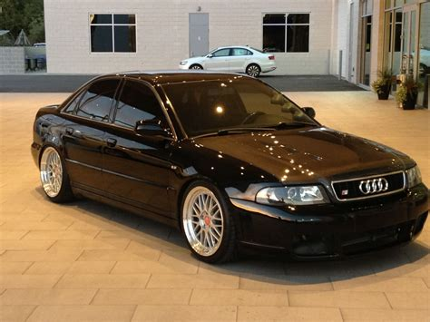 Audi S4 2000 by 2000 Audi S4 Photos Informations Articles Bestcarmag