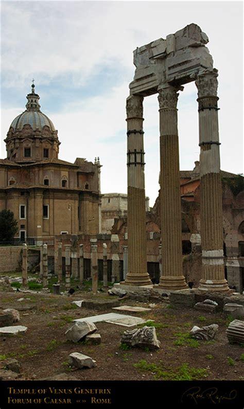 temple of venus genetrix church the forum romanum