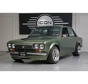 DATSUN 510  FULL CUSTOM GREEN 1973 SHOW CAR