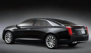 2012 Cadillac Xts Motor Mania Buzz Cadillac Xts To Launch In 2012