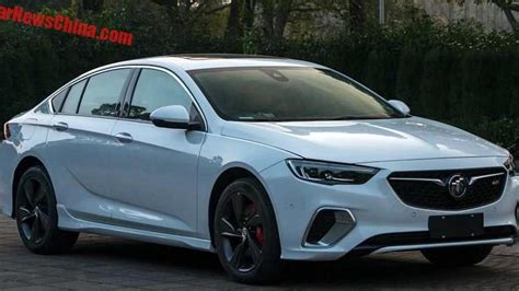 2020 Buick Gsx by Report 2019 Buick Regal Gs Set To 310 Horsepower V 6 Awd