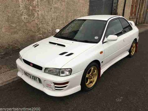 2 Door Subaru Wrx Subaru 1998 Impreza Imprezza Wrx Sti Type R A 2 Door Only