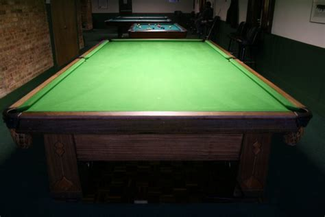 pool table sizes what is the regulation or standard size for a pool