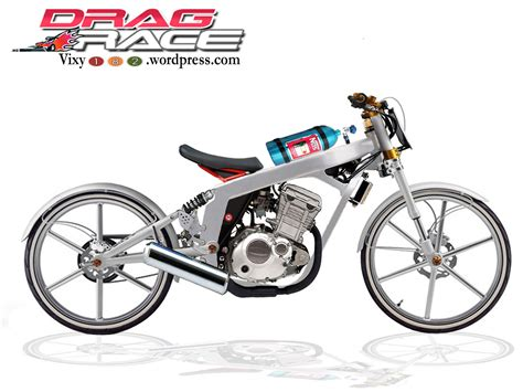 Saklar Thunder 125 f1zr yamaha road race thunder125 drag race modifikasi motor vixy182 s