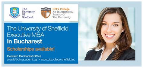 Executive Mba Programs In Arizona by Universitatea Sheffield Organizează Sesiuni De Informare