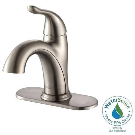 single handle bathtub faucet kraus arcus single hole single handle bathroom faucet in