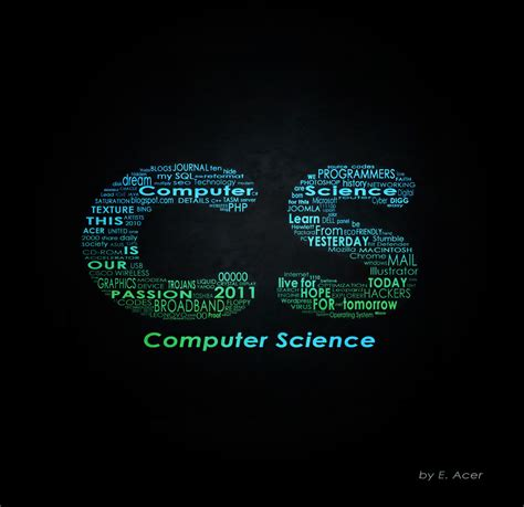 Computer Science Why Computer Science Different Ways Forward In Education