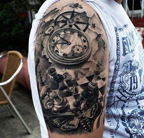 jogo tattoo maker compass tattoo and chess tattoo tattoomagz