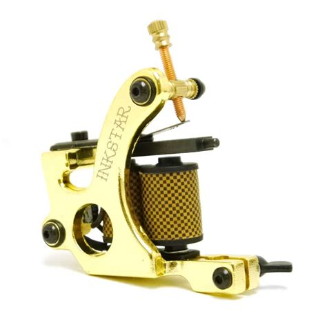 tattoo machine setup the halo machine 8 wrap liner by inkstar