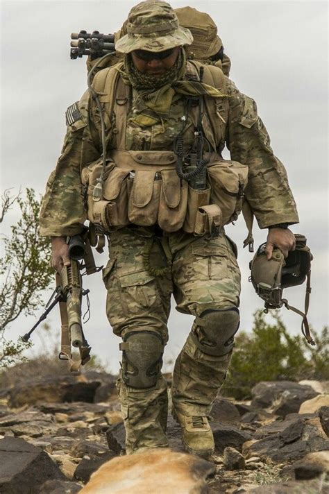 Special Army us army special forces sniper assigned to the 7th special