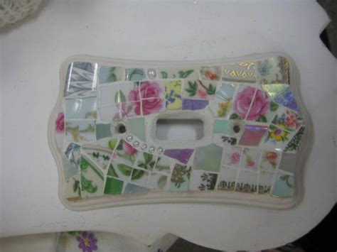 Light Switch Cover Mosaic Switch Plate Cover Light Switch Cover Face