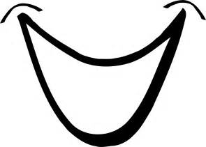 Free Coloring Pages Of Mouth Smiling sketch template