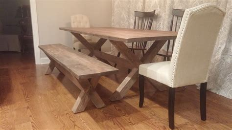 custom wood dining tables custom x base dining table reclaimed wood table x legs