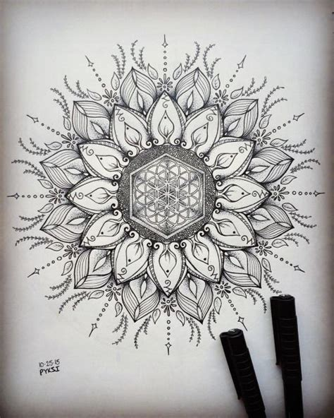 sunflower mandala tattoo best 25 sunflower mandala ideas on