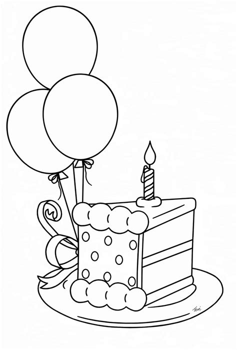 coloring pages of cake boss clip art ladybird cake ideas happy birthday cake drawing pages coloring book fun art