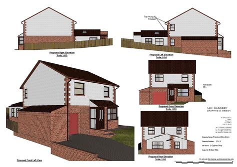 home extensions planning permission home plan