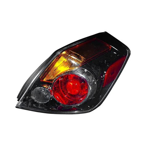 2009 nissan altima brake light depo 174 nissan altima 2008 2009 replacement tail light