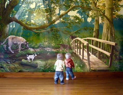 Nursery Wall Murals Uk mural portfolio