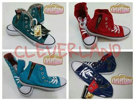 converse zip high original made in indonesia size