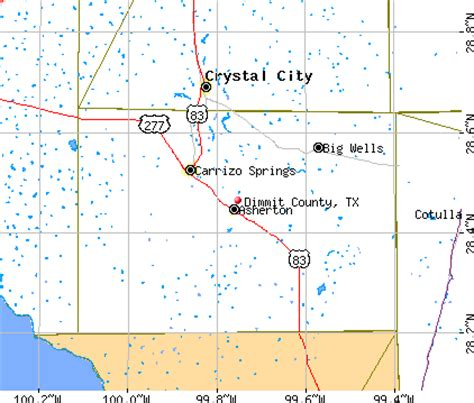 dimmit county texas map dimmit county texas detailed profile houses real estate cost of living wages work
