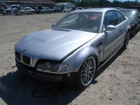 Bmw Salvage Parts by Bmw E46 Salvage Cars