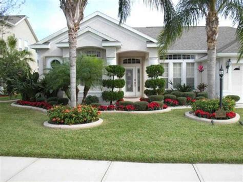 landscape ideas for backyard simple front yard landscape design with palm trees home