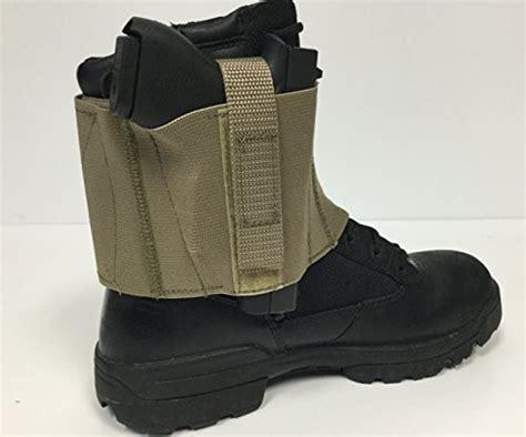 daltech 174 safestcarry 174 boot wrap ankle gun holster