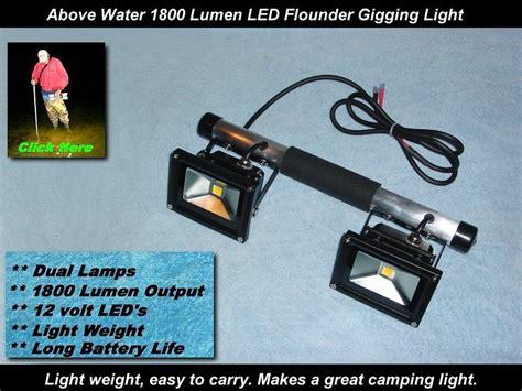 led flounder lights for sale led flounder gigging lights led lights for