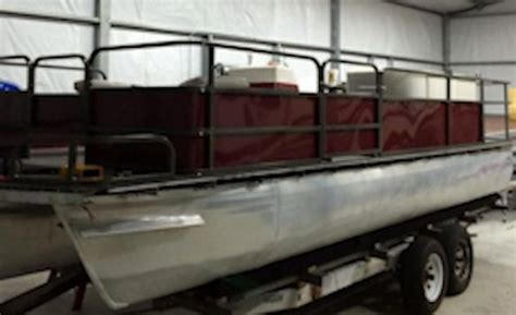 replacement pontoons replacement pontoon boat fence skin