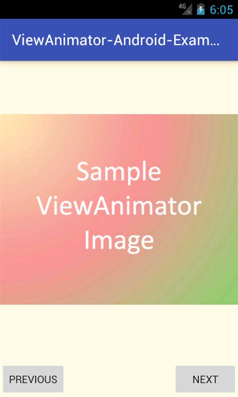 tutorial android animation android viewanimator with animation exle tutorial
