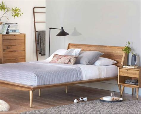 dania the nordic inspired bolig bed is crafted from