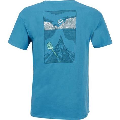 Kaos T Shirt Magellan Outdoors magellan outdoors s kayak sleeve graphic t shirt academy