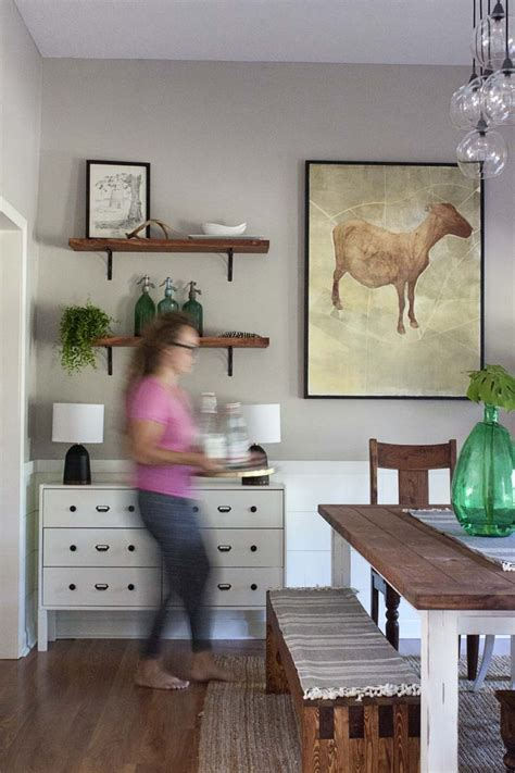 dining room makeover modern farmhouse dining room makeover reveal southern