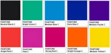 new pantone basic colors