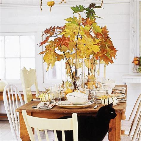 18 leaf centerpieces for fall and thanksgiving d 233 cor