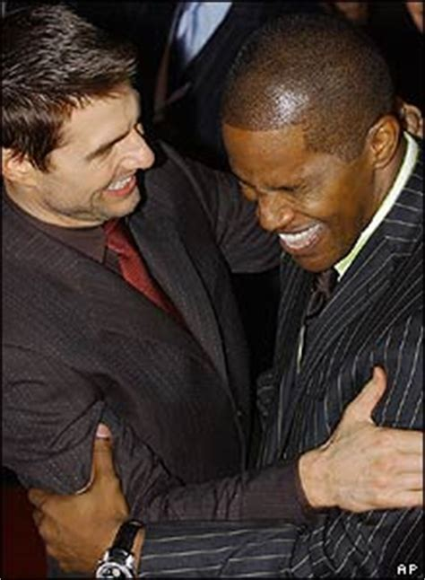 film tom cruise and jamie foxx bbc news in pictures in pictures collateral premiere