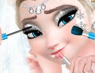 elsa wedding makeup games