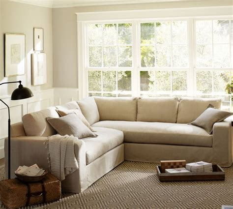 Sectional Sofas Small Rooms Where Can I Find Small Scale Sectional Seating Questions Apartment Therapy
