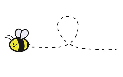 Bumble Bee Wall Stickers cute little bee by ine spee on storybird