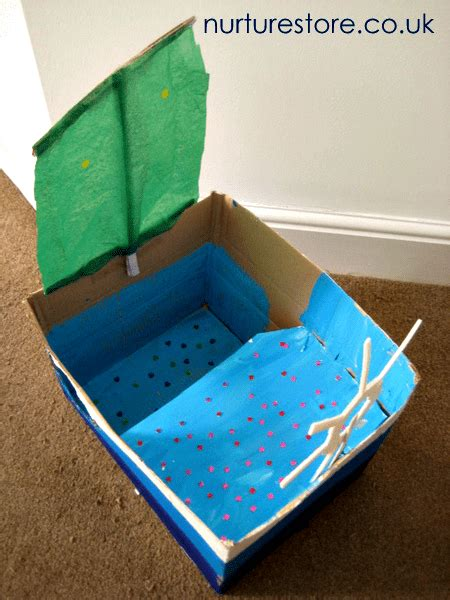 how to make a paper cardboard boat be a sailor make a boat
