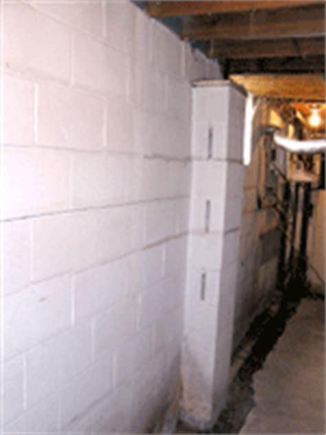 bowed basement wall repair cost foundation repair